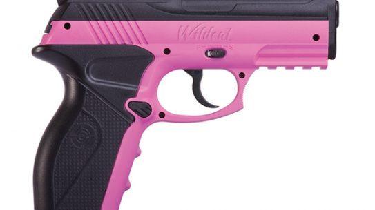 Crosman's Wildcat Handgun