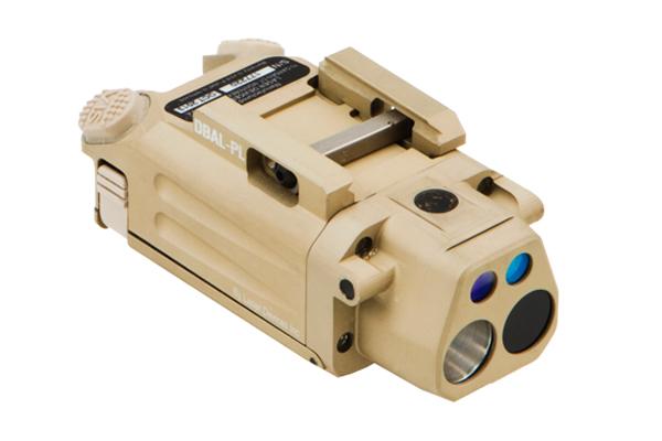 Laser Devices' The-DBAL PL-Pistol Light