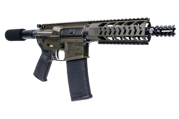 Diamondback DB15 Pistol | OD Green