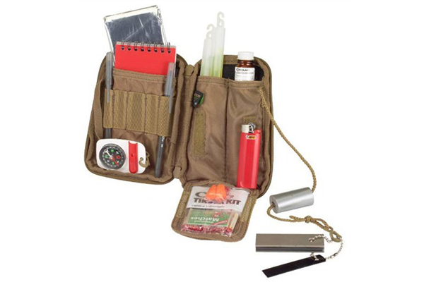 Echo-Sigma's Get Home Bag | Survival Kit