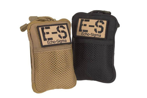 Echo-Sigma's Get-Home Pouches
