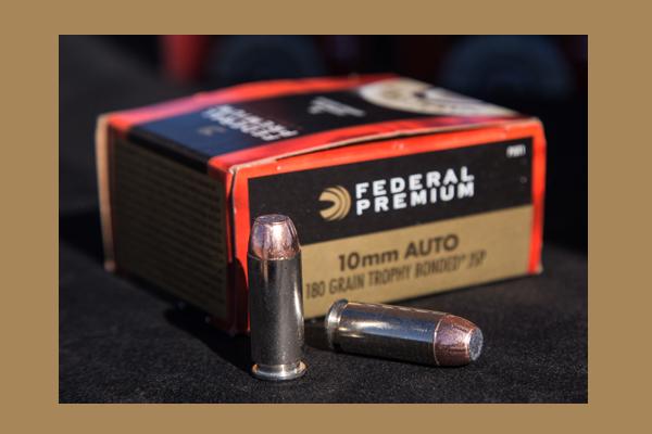 Federal Premium 10mm Auto Ammo