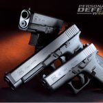 Glock 30S, Glock 41 Gen4 and Glock 42