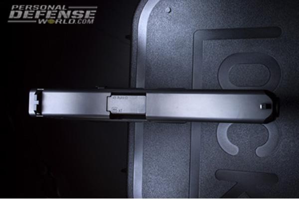 Glock 41 Gen4 Slide