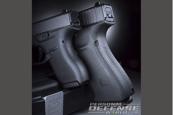 Glock 41 Gen4 and Glock 42 Backstraps