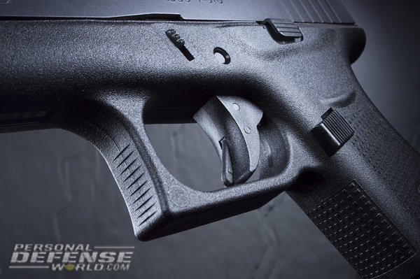 Glock 41 Gen4 and Glock 42 use the Safe Action system