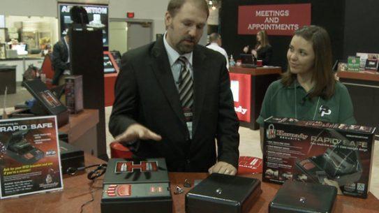 Hornady Security Handgun Safes