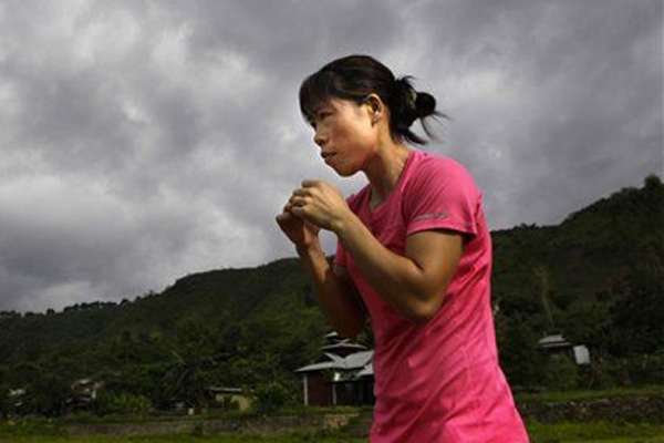 Indian Female Boxing Champion | Mary Kom