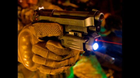 Laser Devices' The-DBAL PL-Pistol Light