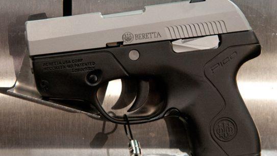 Beretta Pico LaserMax Laser & Light Frames