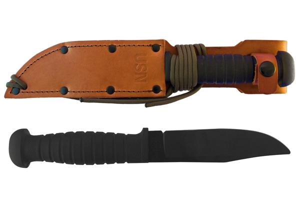 Colonial Knife Corp. Mark 1 Navy Deck Knife   WW II
