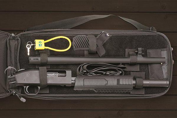 Mossberg 500 JIC Flex Shotgun