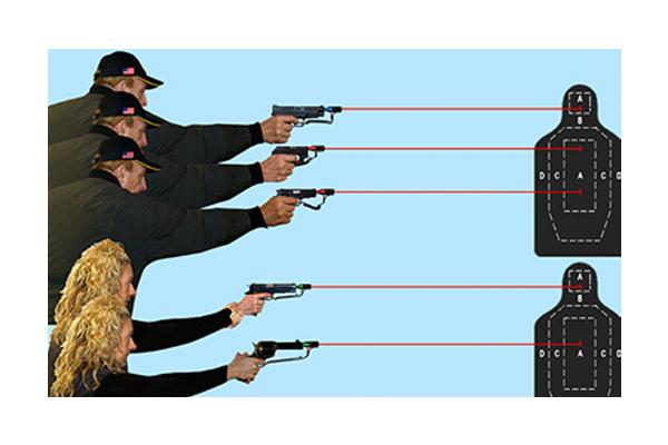 Pistolero Pistolaser