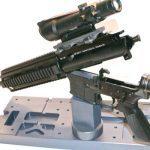 Present Arms' Magazine Post AR-10