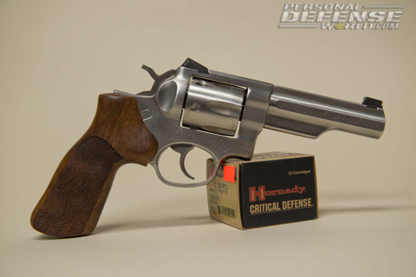 Ruger GP100 Match Champion - Right Side