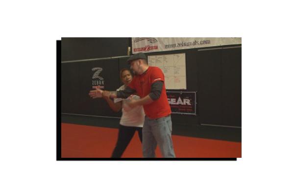 Galvanosi Self-Defense Instructor