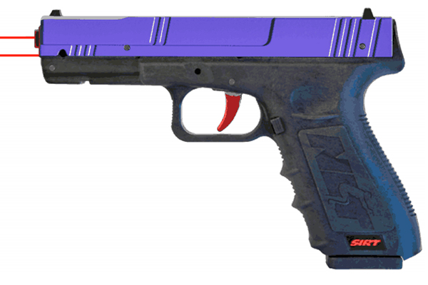 SIRT Purple Pro Red Shot