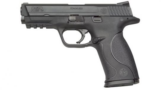 Smith & Wesson Won't Microstamp for California