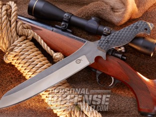 Solid Rock Knives | Scott Davidson
