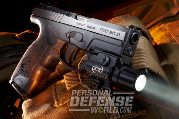 Steyr M40 A1