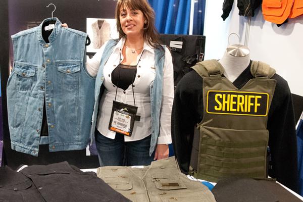 Bluestone Safety Denim Concealment Vest
