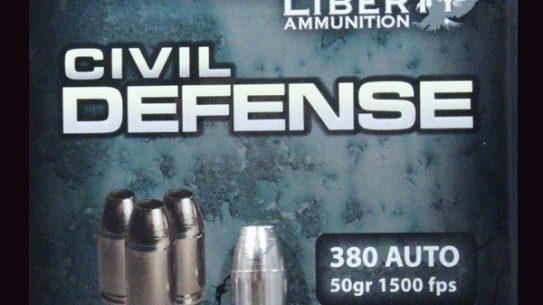 Liberty Ammunition . 380 Civil Defense Ammo