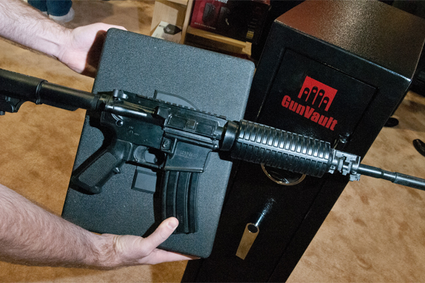 Gun Vault TAC Vault
