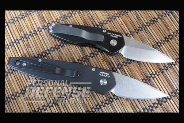 Half-Breed Blade