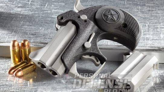 Bonds Arms Backup Derringer .45 ACP