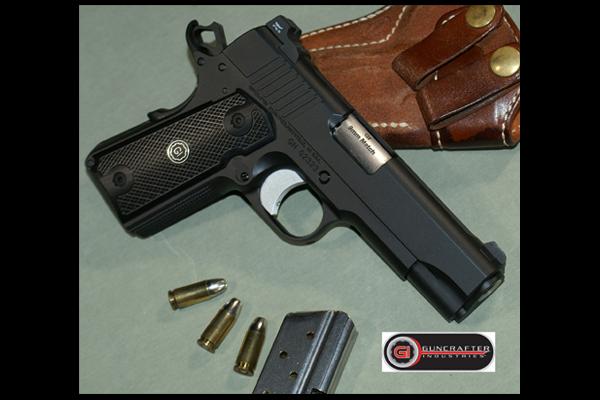 Guncrafter Industries CCO 9mm Pistol