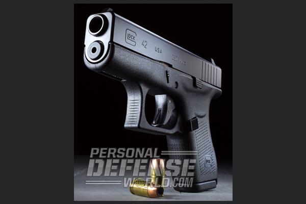 Glock Subcompact Defender: Glock 42 .380