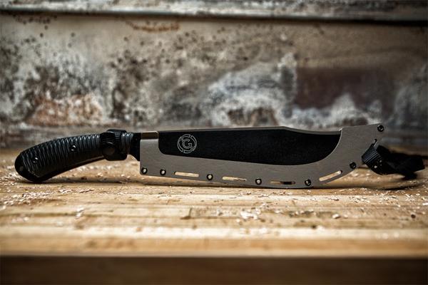 GranDaddy G2 Fixed Blade Machete