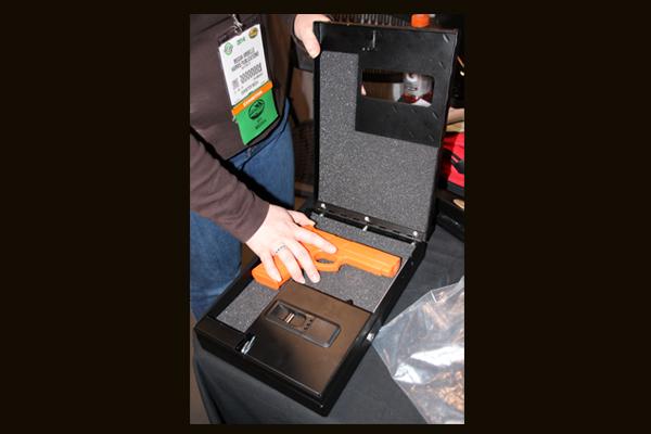 Inprint Handgun Safe
