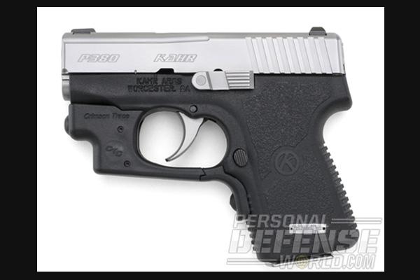 Kahr Arms P380 Pistol with Crimson Trace Laser
