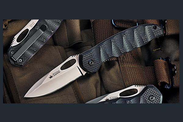 Kizlyar Supreme Hero 440C Satin Knife