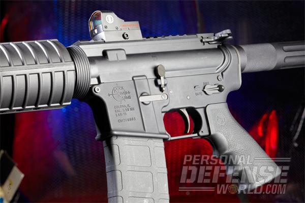 Rock River Arms LAR-15 A4 | Controls