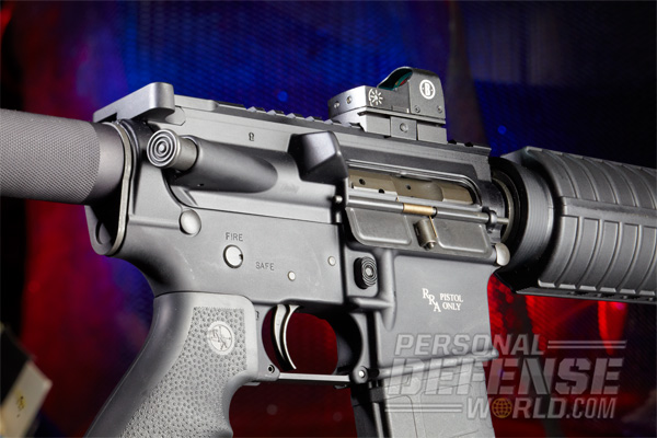 Rock River Arms LAR-15 A4 | Dust Cover