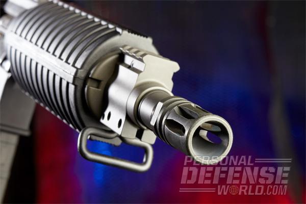 Rock River Arms LAR-15 A4 | Muzzle