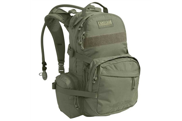 Linchpin Bag Green