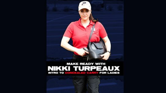Make Ready With Nikki Turpeaux Intro To Concealed Carry For Ladies