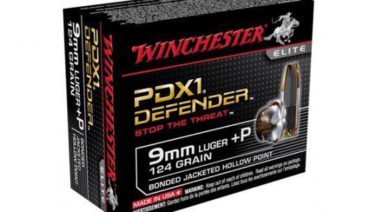 PDX1 Defender 9mm Luger
