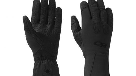 Paradigm Gloves | Black