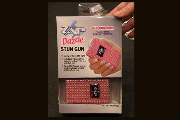 Personal Security Zap Dazzle