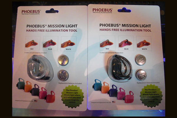 Phoebus Mission Light
