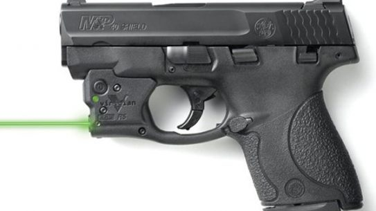 Viridian Reactor R5 Green Laser | Smith & Wesson M&P Shield