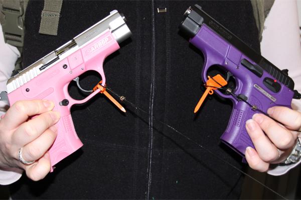SAR Arms Custom Frames