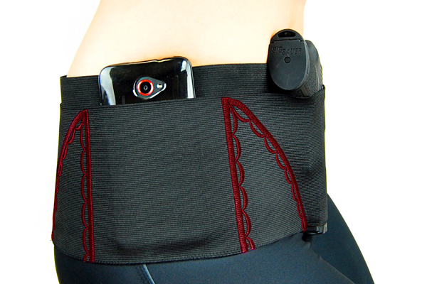 Can Can Concealment Shebang Holster