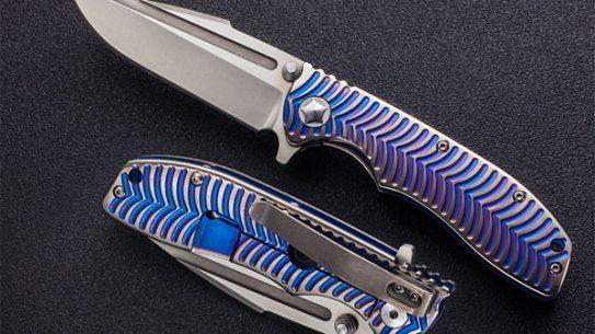 Tim Britton | T-10 Folding Knife