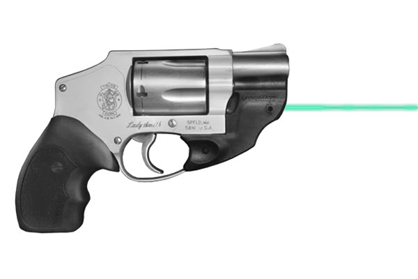 LaserMax CenterFire for S&W J-frame