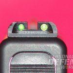 10 Ways to Customize Your Glock - TRUGLO Brite-Site Fiber-Optic Sights